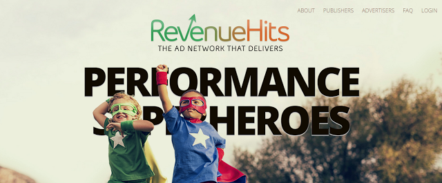 صورة كيفيه الربح شهريا من RevenueHits افضل بديل لجوجل ادسنس