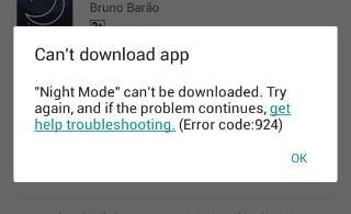 error-924