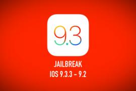 تحميل جيلبريك iOS 9.3.3 Pangu وطريقة عمله