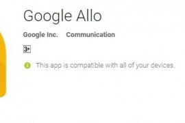 حل مشكله Unfortunately Google Allo Has Stopped للاندرويد
