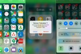 حذف تطبيقات النظام في الايفون iOS 10