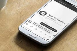 كيفية حذف محادثة الفيس بوك من الطرفين Secret Chat