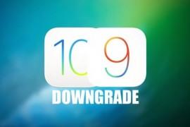 كيفية عمل Downgrade للايفون من iOS 10 الى iOS 9