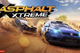 تحميل لعبة Asphalt Xtreme على الاندرويد والايفون