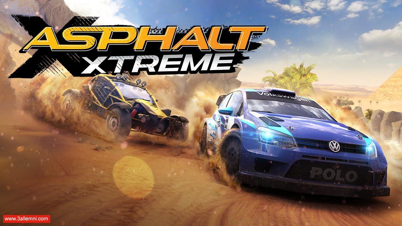 تحميل لعبة Asphalt Xtreme على الاندرويد والايفون 1