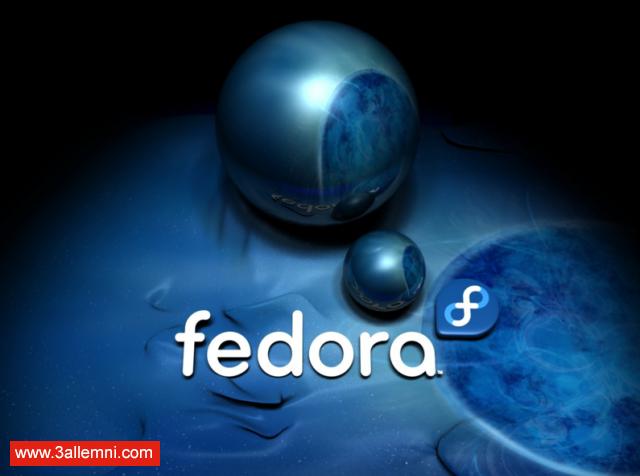 تحميل توزيعة Linux Fedora 1