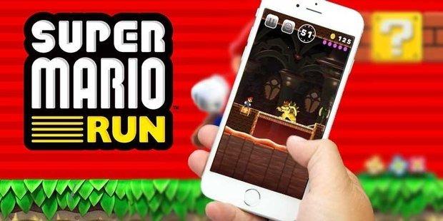 """تحميل لعبه سوبر ماريو """"Super Mario Run"""" للايفون مجانا 2"""