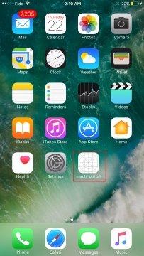 كيفية عمل جيلبريك iOS 10.1.1 15