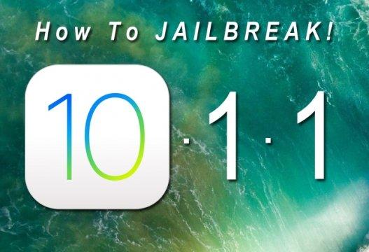 كيفية عمل جيلبريك iOS 10.1.1 2