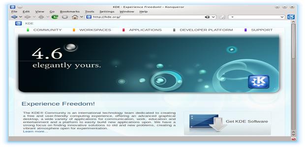 افضل 5 متصفحات انترنت لنظام لينكس 6