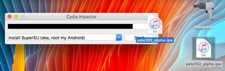 كيفيه جيلبريك iOS 10.2 للايفون والايباد 2
