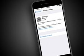 شرح كيفية الرجوع من iOS 10.2.1 إلى iOS 10.2