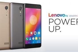 مراجعة هاتف Lenovo P2