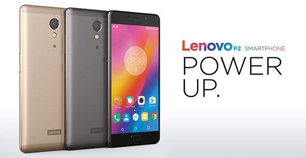 مراجعة هاتف Lenovo P2 1