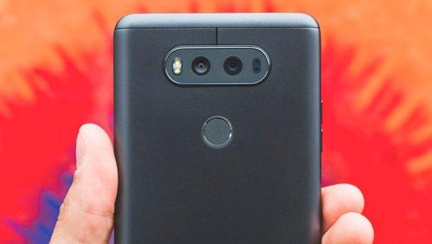 مراجعه هاتف LG V20 4