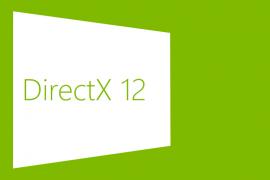 تحميل DirectX 12 بروابط مباشرة 2017
