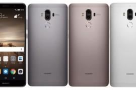 مراجعه هاتف Huawei Mate 9