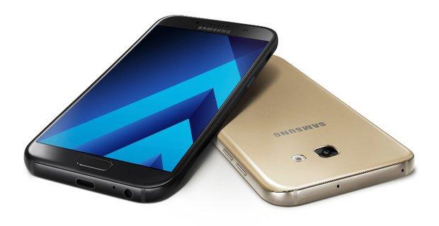 مراجعه هاتف Samsung Galaxy A5 2017 1