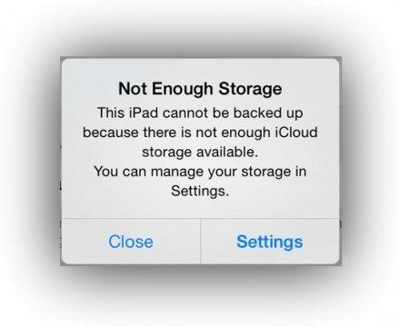 طرق لحل مشكلة التخزين not enough storage iPhone storage full للايفون