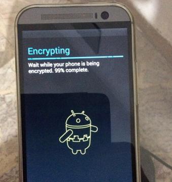 طريقة تشفير ملفاتك على هاتفك الأندرويد 2