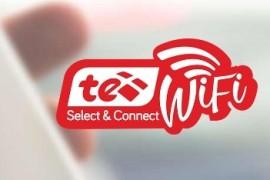 طريقة الأتصال بشبكة الأنترنت Te-WiFi فى الأماكن العامة