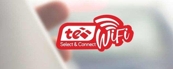 طريقة الأتصال بشبكة الأنترنت Te-WiFi فى الأماكن العامة 1