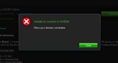 "Photo of كيفيه حل مشكله ""Geforce Experience ""Unable to Nvidia"