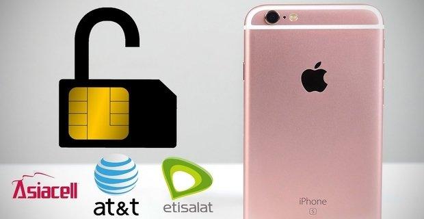 طريقة الغاء قفل هاتف IPhone مقفول على اي شبكة في العالم 1