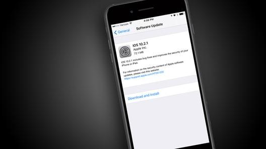 كيفية عمل Downgrade للايفون من iOS 10.3 الى iOS 10.2.1 1
