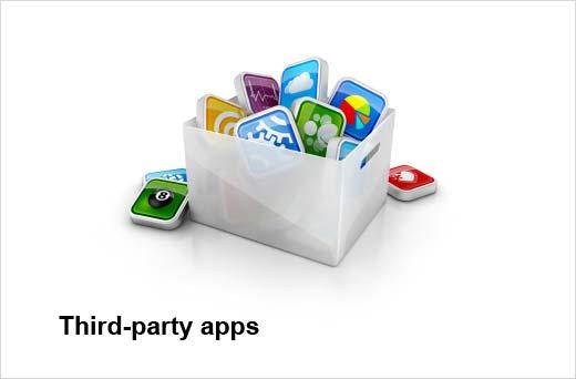 """كيفيه تثبيت تطبيقات الطرف الثالث """"Third Party Applications"""" للاندرويد 2"""