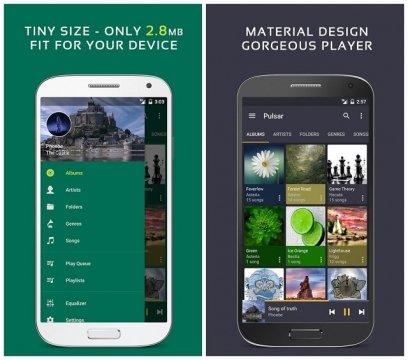 """أفضل 5 مُشغلات موسيقى على """"Android"""" أندرويد 3"""