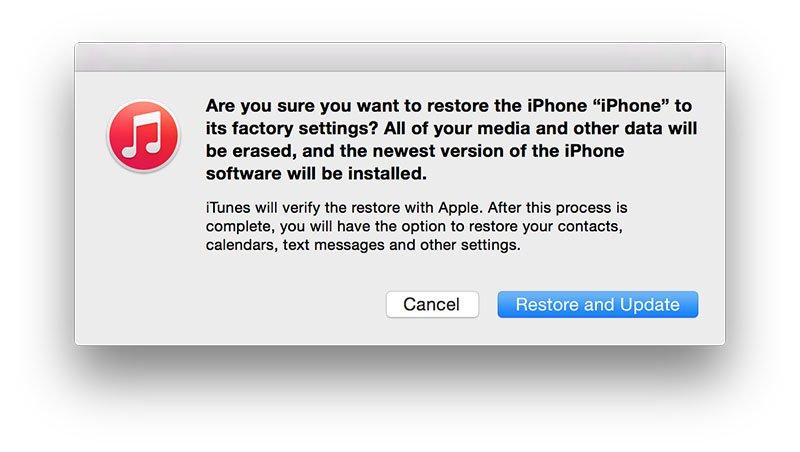 كيفية عمل Downgrade للايفون من iOS 10.3 الى iOS 10.2.1 5