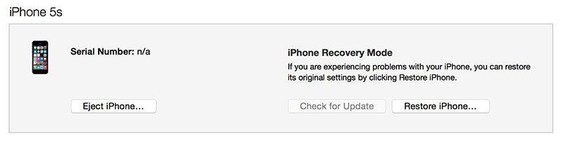 كيفية عمل Downgrade للايفون من iOS 10.3 الى iOS 10.2.1 4