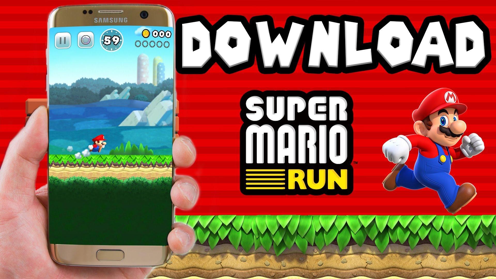 Photo of تحميل لعبة Super Mario Run apk للاندرويد