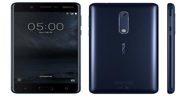 """سعر ومواصفات هاتف """"Nokia 5"""" نوكيا 5 4"""