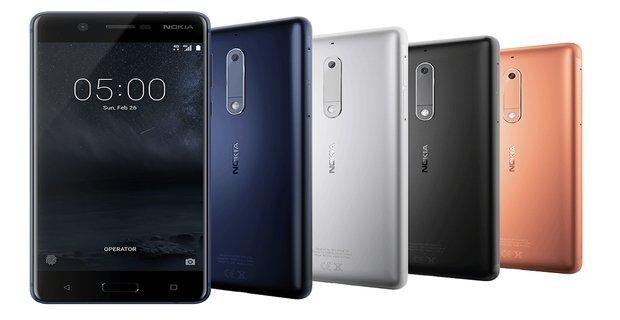 """سعر ومواصفات هاتف """"Nokia 5"""" نوكيا 5 2"""