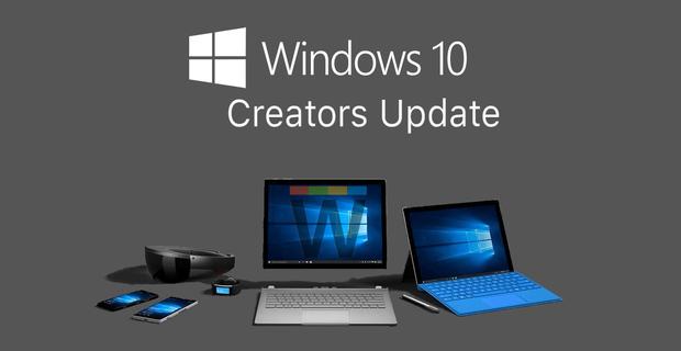 """تحميل ويندوز 10 تحديث المُبدعين """"Creators Update"""" 1"""