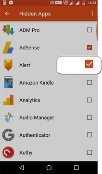 طريقة اخفاء التطبيقات للاندرويد بدون روت 3