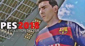 مواصفات و متطلبات تشغيل لعبة PES 2018