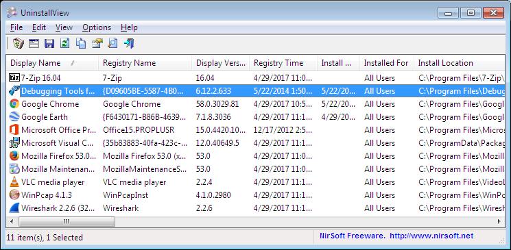 كيفية حذف البرامج من جذورها ويندوز 10 1