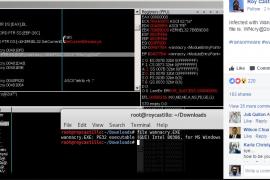 كيفيه فك تشفير ملفات فيروس Wannacry