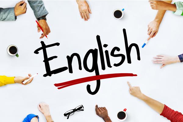 تعلم اللغة الأنجليزية