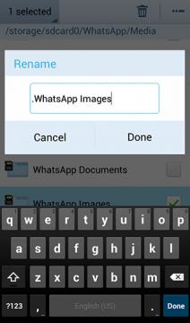 كيف تقوم بـ إخفاء صور و فيديو الواتس أب في هاتفك