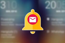 كيف تقوم بحفظ أشعارات التطبيقات علي هاتفك الأندرويد