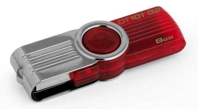 حل مشكلة إختفاء الملفات من فلاشة USB بدون برامج 8