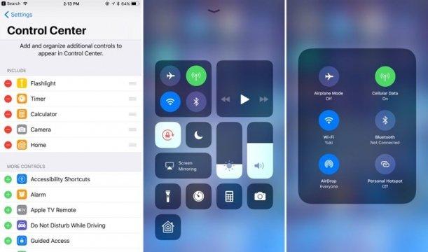 مميزات iOS 11 3