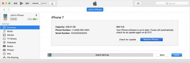 تحميل iOS 11.0.1 بروابط مباشره للايفون والايباد 3