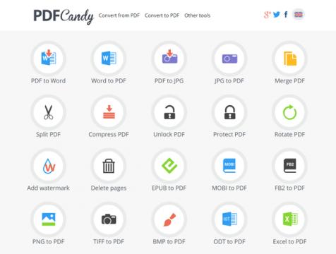 أفضل أداه للتحكم بملفات PDF 1