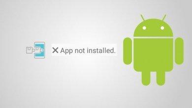 تعرف على أسباب وحلول App not installed في هواتف الأندرويد 4