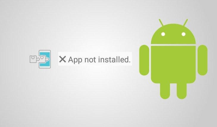 تعرف على أسباب وحلول App not installed في هواتف الأندرويد 1